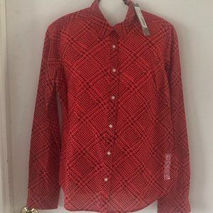 NWT jcpenney Shirt long sleeve MP